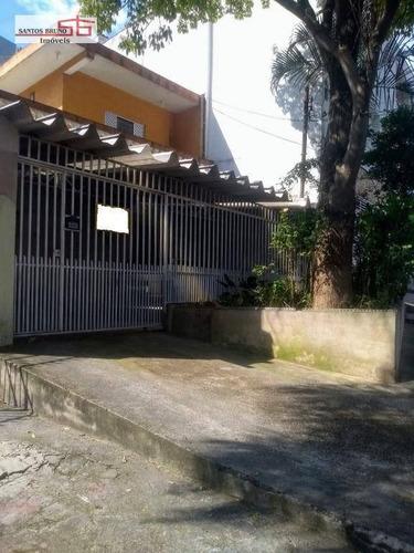Sobrado À Venda, 140 M² Por R$ 500.000,00 - Limão (zona Norte) - São Paulo/sp - So1017