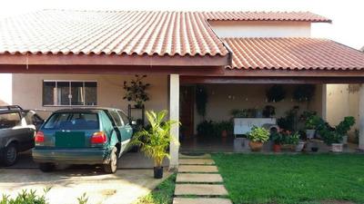 Casa Residencial À Venda, Jardim Botânico, Brodowski. - Ca0592