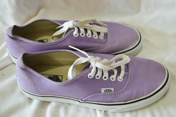 Zapatillas Vans Mujer-usadas