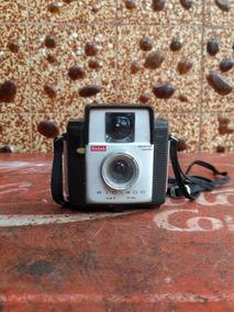 Camera Maquina Fotografica Kodak Rio 400 Antiga ,o Barateiro