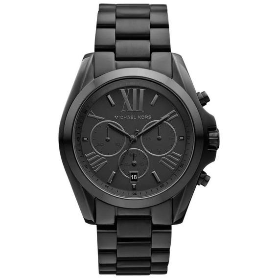 Relógio Unissex Michael Kors Mk5550 Preto Lindo