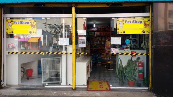 Vendo Pet Shop Banho E Tosa Centro Sp