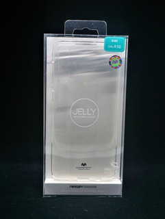 Funda Galaxy A50 Mercury Goospery Transparente Case