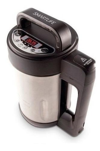 Sopera Soup Maker Smartlife 1,6lt. Electrica 1000w Acero  Ma