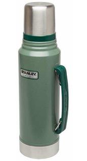 Termo Stanley 1 Litro Color Verde. Nuevo