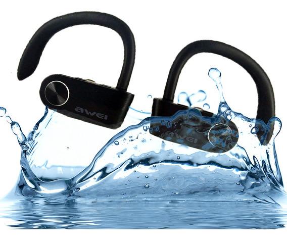 Fone De Ouvido Bluetooth Sem Fio T2 Impermeável Intra-aural