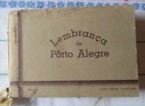 Lembrança De Pôrto Alegre - Foto Postal Canazaro