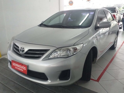 Toyota Corolla 1.8 Gli 16v Flex 4p Manual 2013/2014