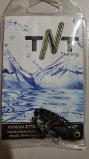 Isca Artificial Ferrinho 37mm Tnt Para Tilápias