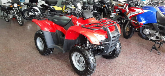 Honda Trx 420 4x2 Impecable - Financiacion