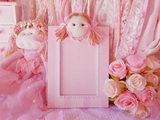 Portaretratos Infantiles Lolita Nenas 10x15 Cm Souvenirs
