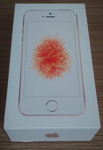 Apple iPhone SE 16gb - Rose Gold - Mod. A1662 - Ótimo Estado