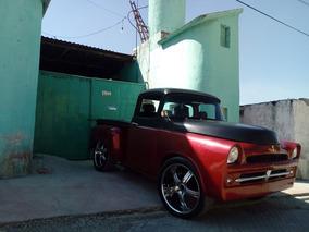 Pick Up Dodge Fargo Clasica Customizada