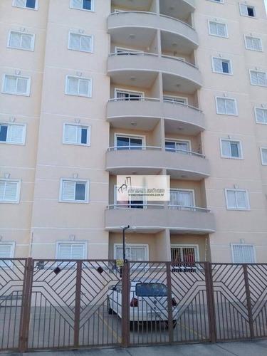 Apartamento Com 1 Dormitório À Venda, 40 M² - Vila Barão - Sorocaba/sp - Ap0240