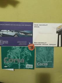 Manual Do Proprietário Chevrolet Corsa 2010