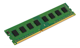 Memoria Ram Pc 16gb Ddr4 2666 Mhz Kingston Dimm Cl19