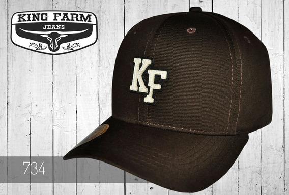 Boné King Farm 734