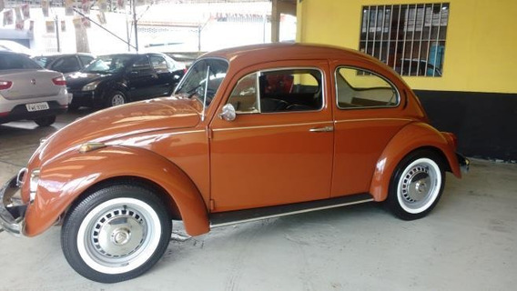 Volkswagen Fusca 1500 Gasolina Manual