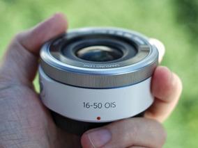 Lente 16-50mm Power Zoom Ed Ois Samsung Nx Branca