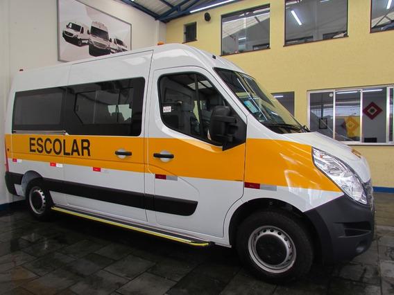 Renault Master Escolar 2020 Pronta Entrega