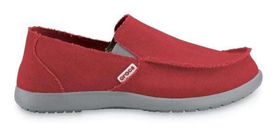 Zapatto Crocs Santa Cruz Red