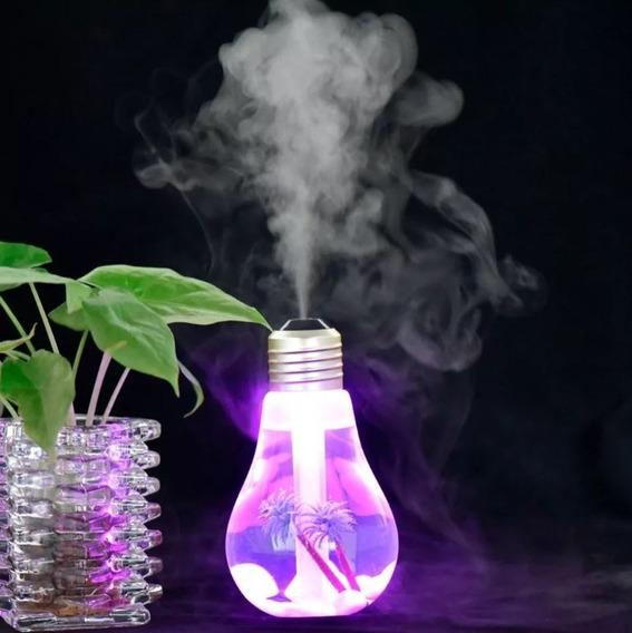 Difusor De Aromas Humidificador Aromaterapia De Foco Palmera