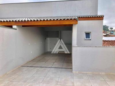 Cobertura Sem Condomínio Com 02 Dormitórios À Venda, 77m² - Parque Novo Oratório - Santo André/sp - Co39982