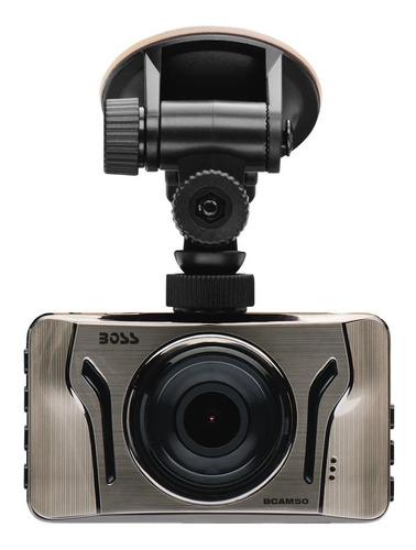 Imagen 1 de 7 de Camara Auto Boss Bcam50 Frontal Dash Full Hd 30fps 1080p
