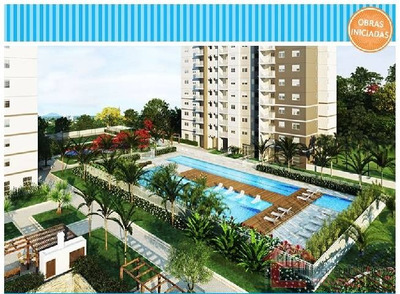 Venda - Apartamento Jardins Da Cidade / Taboão Da Serra/sp - 3353