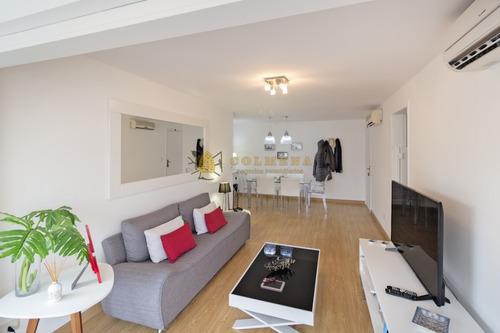 Apartamento A 1 Cuadra De La Playa Mansa - Consulte!!!!!!- Ref: 3914