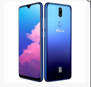 Blu G9 G0130ww - 64gb - Dual-sim - Azul Capinha E Película