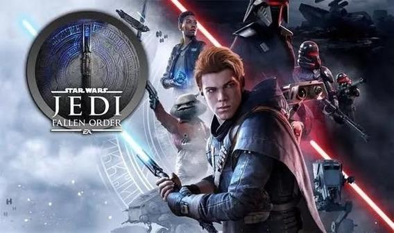 Star Wars Fallen Order Aluguel Ps4