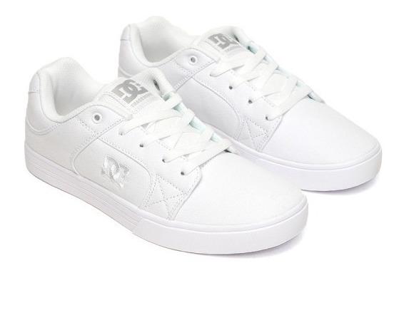 Tenis Hombre Method Tx M Adys100397 Xwww Dc Shoes Blanco