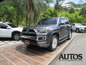 Toyota 4runner Limited Cc 4000 At 4x4