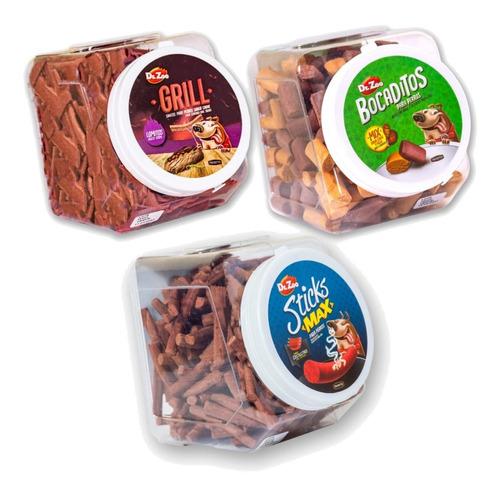 Golosinas Palitos Dr.zoo Lomitos-boc.mix-costillitas Snacks