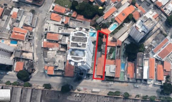 Terreno À Venda, 500 M² Por R$ 1.400.000 - Vila Carrão - São Paulo/sp - Te0393
