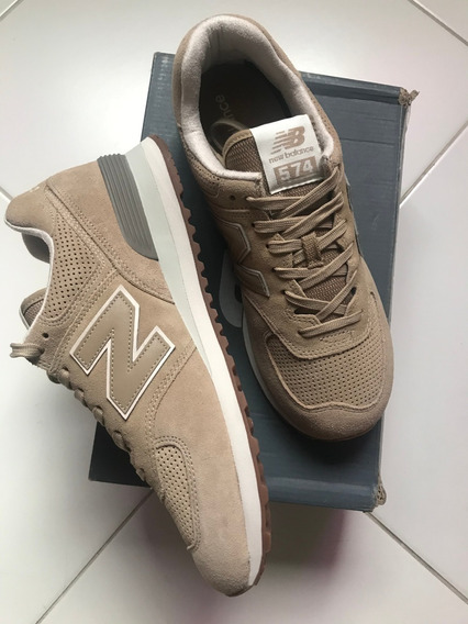 Tênis New Balance Nb 41 9 1/2 Modelo Ml 574 Original