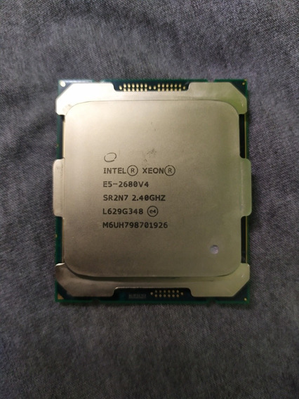 Xeon E5-2680v4