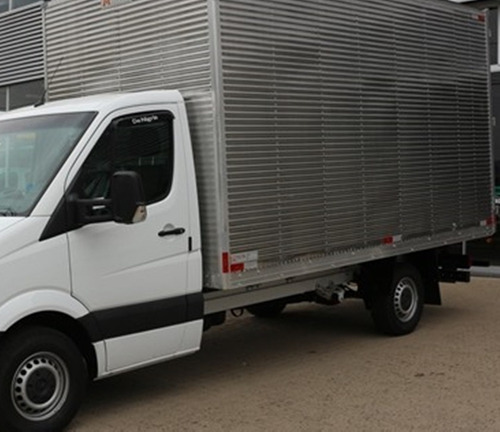 Mercedes-benz Sprinter Chassi 2.2 Cdi 311 Street Rs Ano 2016