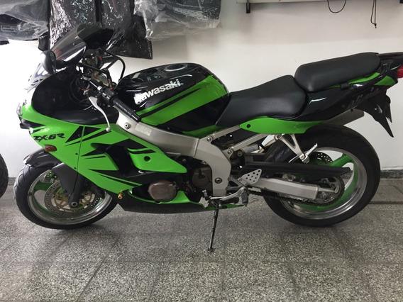 Kawasaki - Zx 600 J - Año 2000