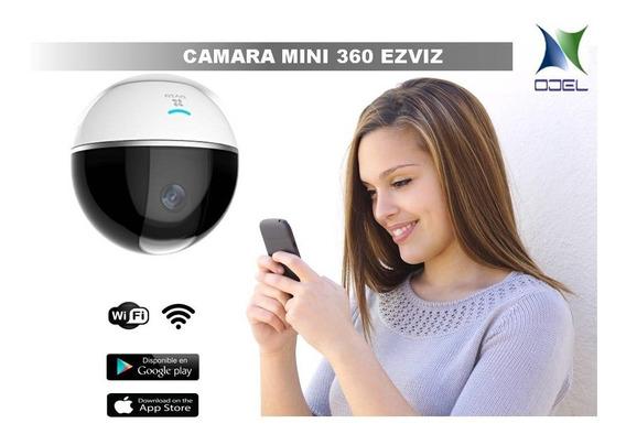 Camara Robotica Wifi 360