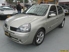Renault Clio 2 Dynamique Mt 1.6