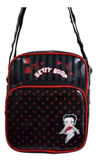Cartera Morral Betty Boop Casual Bdk001