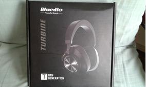 Fone Bluedio T6s Superior Cancelamento De Ruído