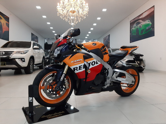 Honda Cbr 1000 Rr Fire Blade Repsol 2011 26.000kms