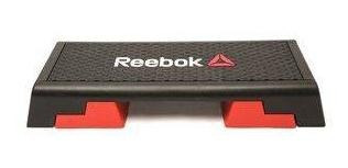 Banco Step Aerobico Reebok Rsp-16150 Negro
