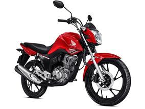 Consorcio Nacional Honda Cg160 Fan Esdi 19 C/ Licenciamento