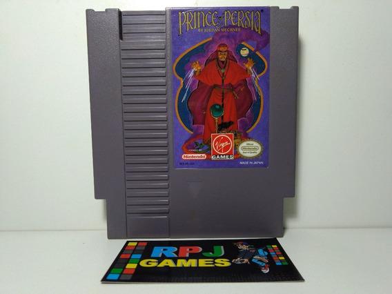 Prince Of Persia Original Nintendo Nes - Loja Centro Rj - &&