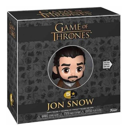 Funko Pop Five Starjon Snow Game Of Thrones