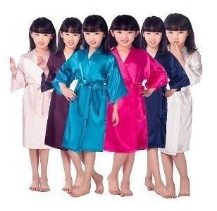 Kit 8 Robes Infantil